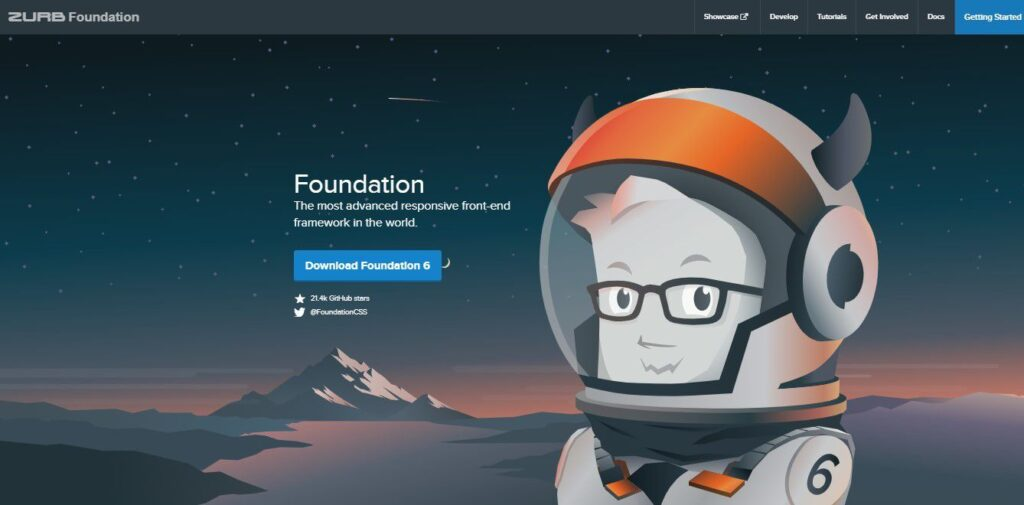 the Foundation website
